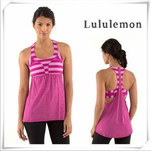 RARE Lululemon 🍋   2-In-Run Tank